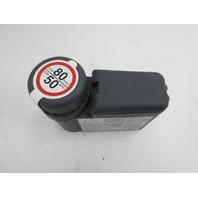 01-06 BMW M3 E46 Convertible #1047 OEM Tire Inflator Air Compressor 71102229830