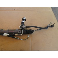 01-06 BMW M3 E46 Convertible #1047 Power Steering Rack & Tie Rods 32132229395