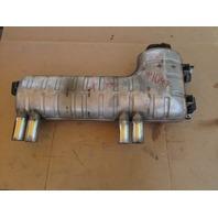 01-06 BMW M3 E46 Convertible #1047 OEM Exhaust Muffler 18107831783