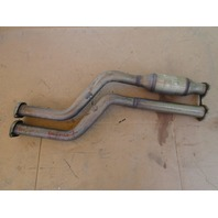 01-06 BMW M3 E46 #1047 OEM Exhaust Mid Pipe Section 1 Front 18107832909