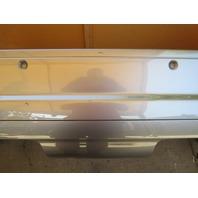 01-06 BMW M3 E46 #1047 Rear Bumper Cover, Valance & Carbon Reinforcement