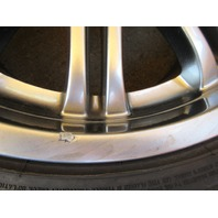 """01-06 BMW M3 E46 #1047 OEM 18"""" Staggered Wheels & Tires Style 67"""