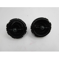 06 Mini Cooper S R50 R52 R53 #1048 Dashboard Air Vent Pair 6800887