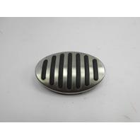 06 Mini Cooper S R50 R52 R53 #1048 Brake Pedal Pad Cover Trim 35216765829