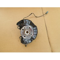 06 Mini Cooper S R50 R52 R53 #1048 Front Left Hub Spindle Knuckle Wheel Carrier