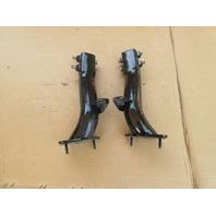 06 Mini Cooper S R50 R52 R53 #1048 Front Subframe Frame Extension Pair