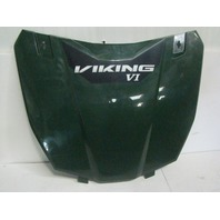 Yamaha UTV Side By Side 2014-2018 Viking Wolverine Green Hood Assembly Part# 1XD-F1982-00-00