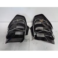 Yamaha ATV 4x4 2013-18 Raptor 700 Left & Right Flap w/ Brackets 1PE-F1621-00-00