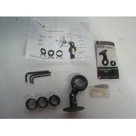 Motorcycle Techmount Handlebar GPS / Phone Mount 571-330912BK
