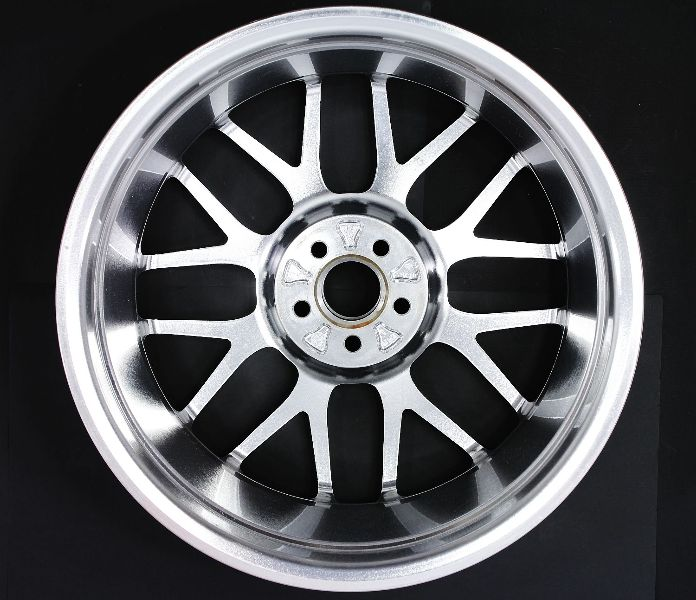 "One New 18"" x 7 5"" Alloy Wheel Rim 03 05 VW Jetta MK4 BBs RC Genuine OE"