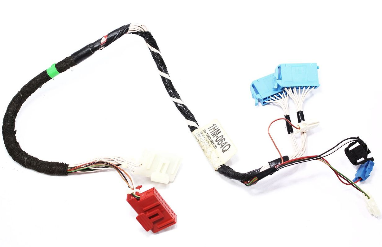 Wiring Harness Deals On 1001 Blocks Cluster Gauge Instrument Vw Jetta Golf Gti Cabrio Mk3
