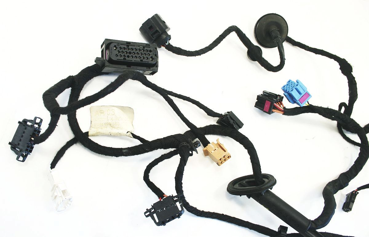 Jetta Door Wiring Harness Preview Diagram Vw Rh Front Golf Gti Mk4 2005 Recall 2006