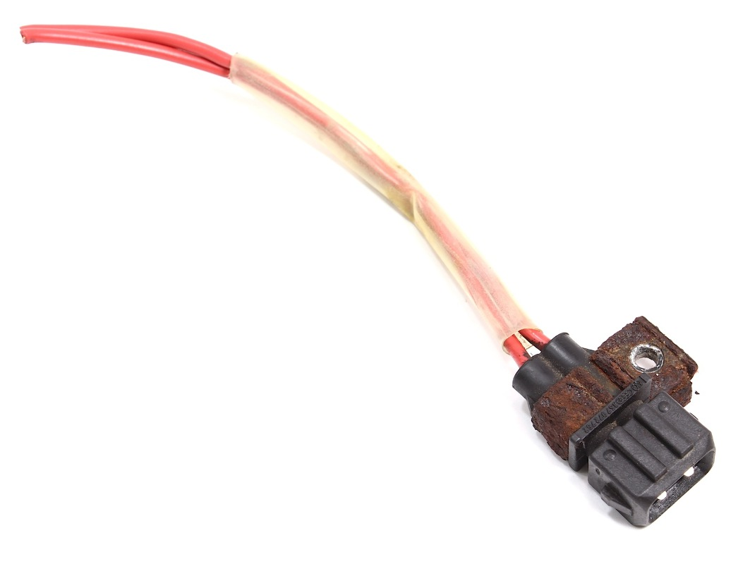 Compressor Plug Wiring Automotive Diagram Ac Capacitor Pigtail 92 99 Vw Jetta Golf Gti A C