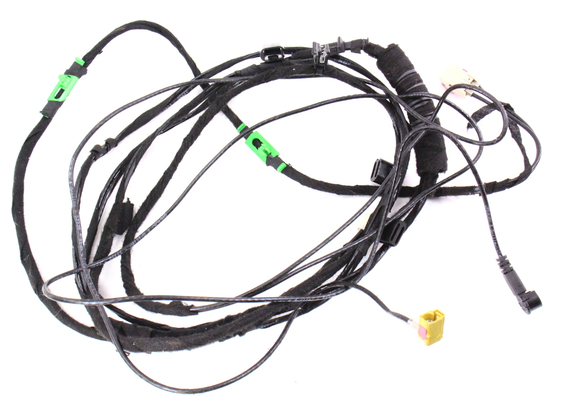 08 Audi A4 Radio Wiring Harness Great Design Of Diagram For 2008 Antenna 06 A3 8p A8 S4