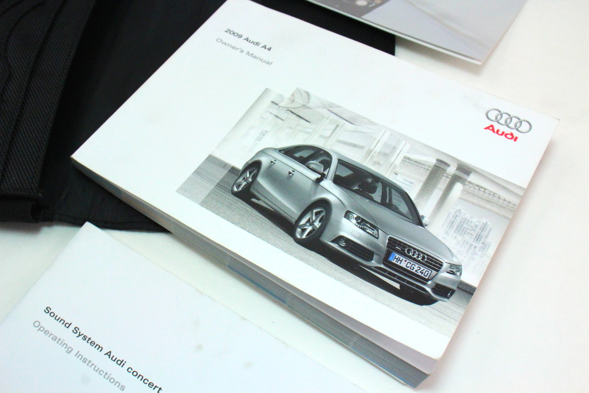 Owners Manual Audi a4 B8 Come Resettare illegally