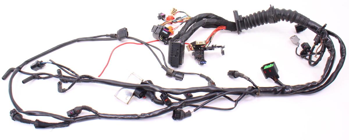 Engine Wiring Harness 04-05 VW Pat TDI BHW Diesel ~ Genuine ~ 3B1 971 on
