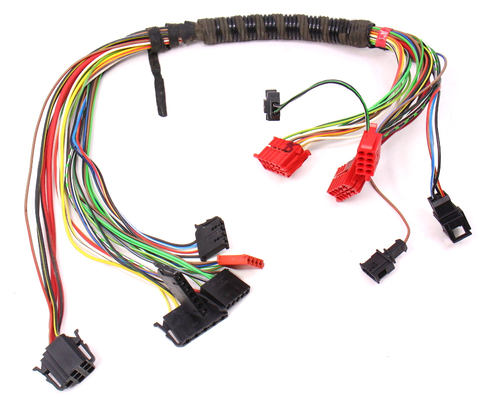 Column Turn Signal Ignition Wiring Harness Plugs 92