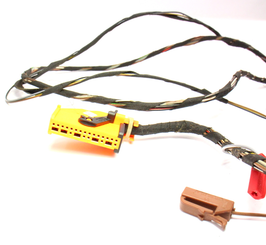 Airbag Module Wiring Plug Harness 1995 95 Vw Jetta Golf Mk3 Air Bag Computer