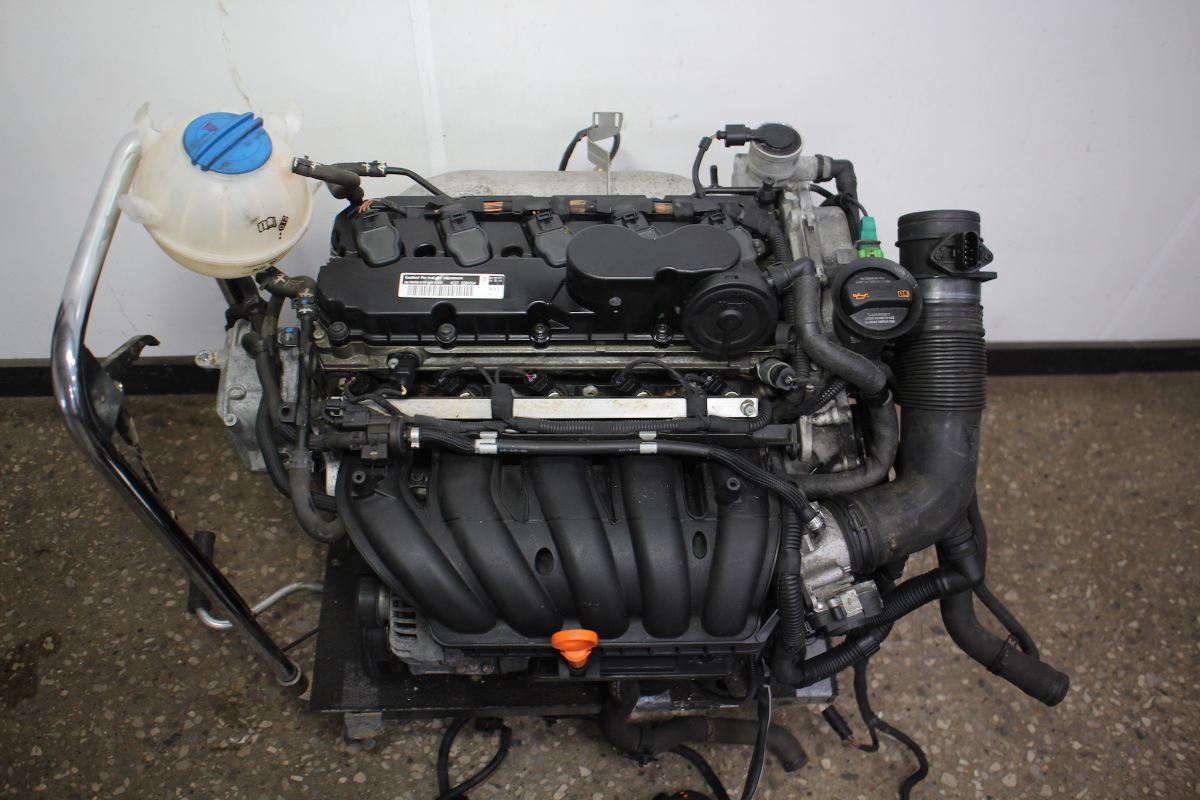 2 5 07k Engine Motor Swap Vw Jetta Golf Gti Cabrio Mk1 Mk2