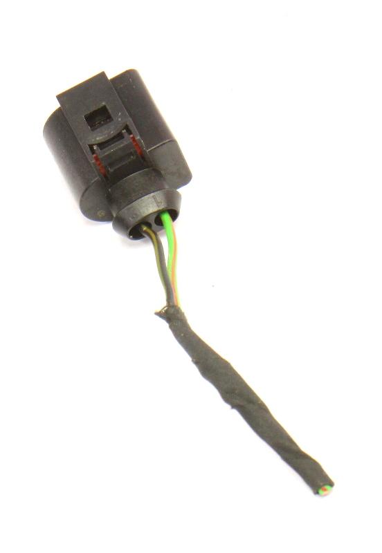 2 Pin Pigtail Wiring Harness Plug Vw Audi Jetta Golf Gti Mk6 Passat 8p0 973 722