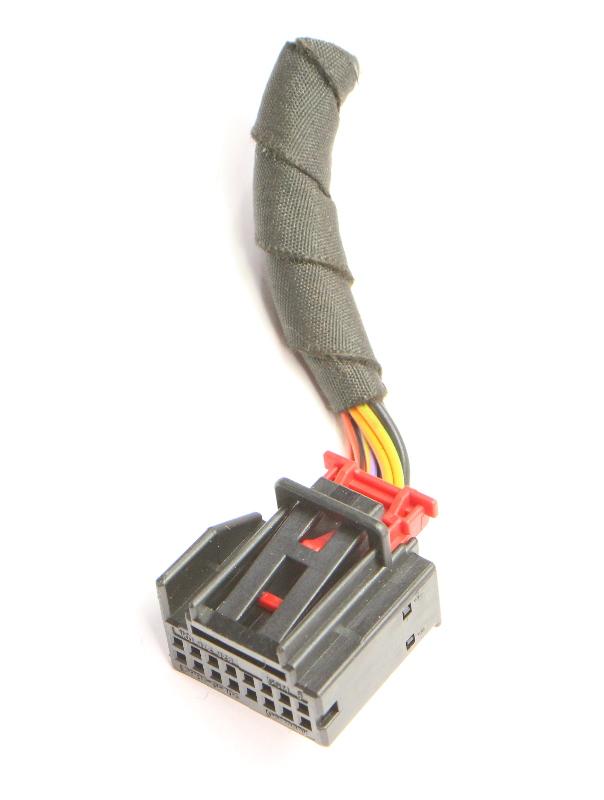 Clock Spring Wiring Harness Pigtail Vw Jetta Gti Mk6