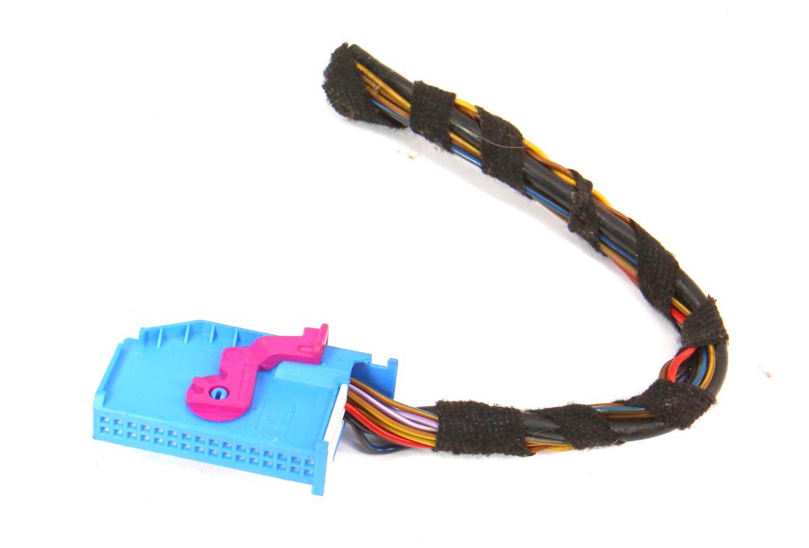 Gauge Cluster Wiring Harness Pigtail Plug 11-14 VW Jetta MK6 Sedan on