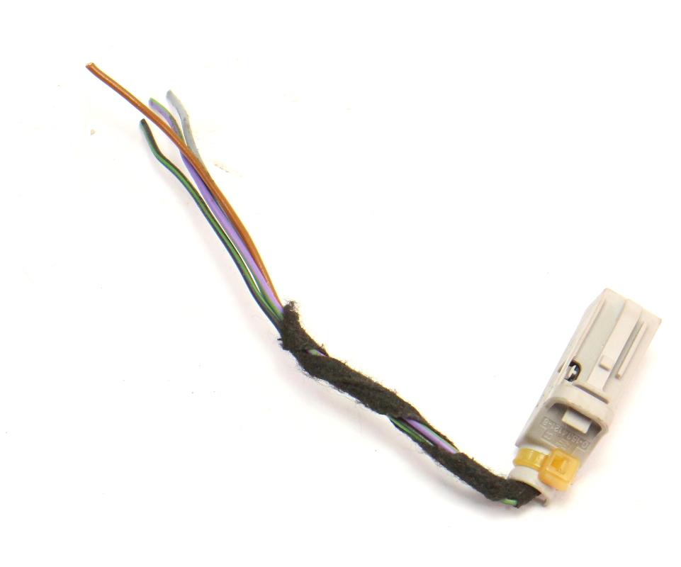 ESP Button Wiring Harness Pigtail Plug 11-14 VW Jetta MK6 - 1K0 971 636
