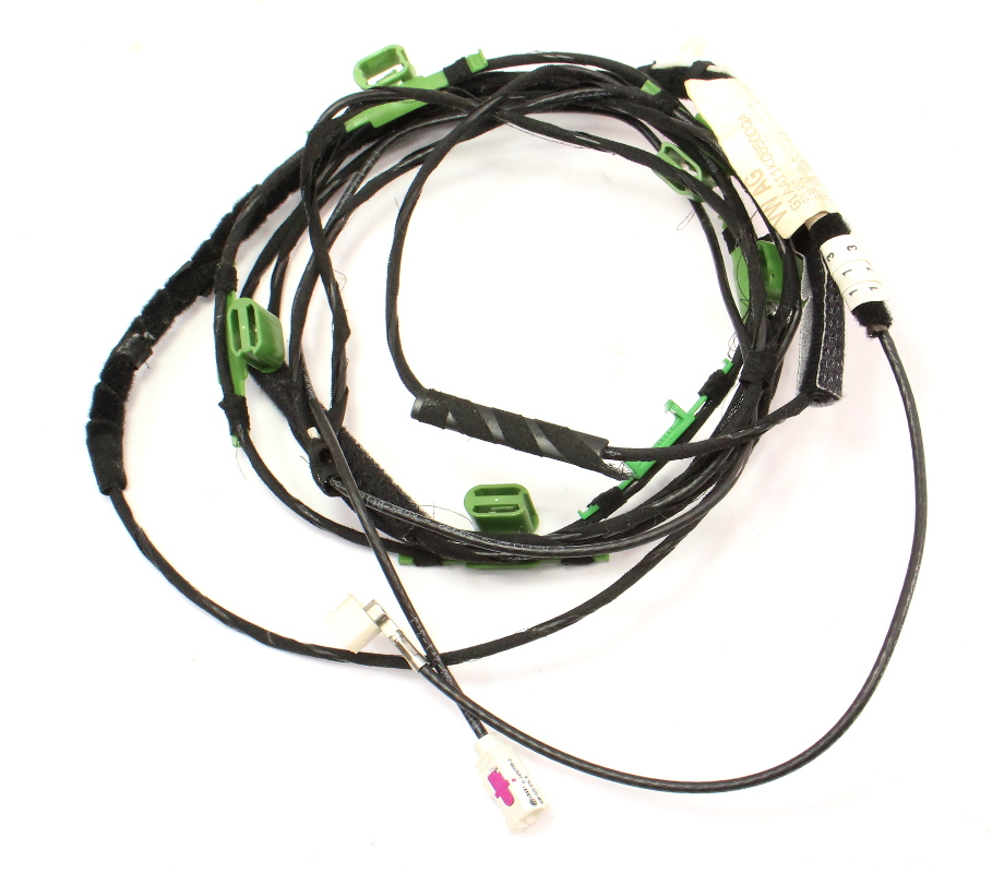 Roof Antenna Radio Wiring Harness Vw 06