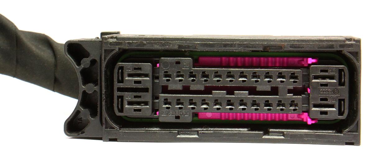 Abs Module Pigtail Wiring Harness Plug 08-09 Vw Rabbit Mk5