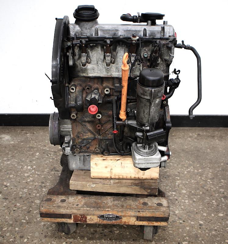 Vw Air Cooled Engine Codes List: 1.9 TDI Engine Motor Long Block 98-03 VW Jetta Golf MK4