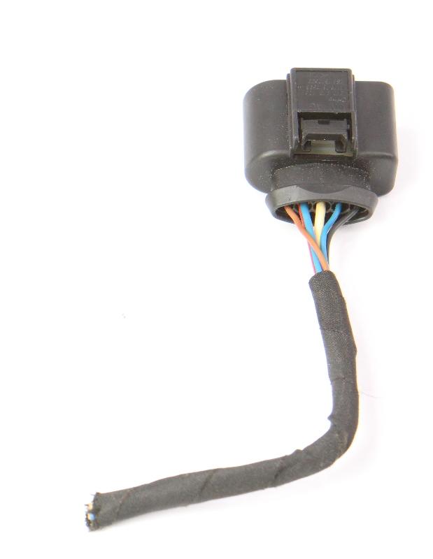 5 pin pigtail wiring harness plug vw audi jetta golf gti. Black Bedroom Furniture Sets. Home Design Ideas