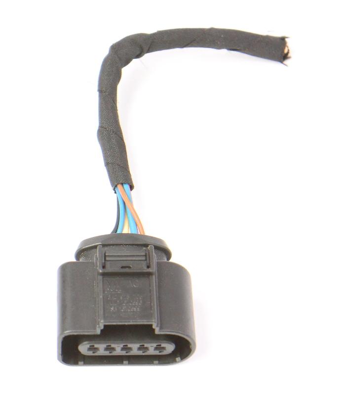 5 Pin Pigtail Wiring Harness Plug VW Audi Jetta Golf GTI MK6 ...  Pin Wiring Harness on