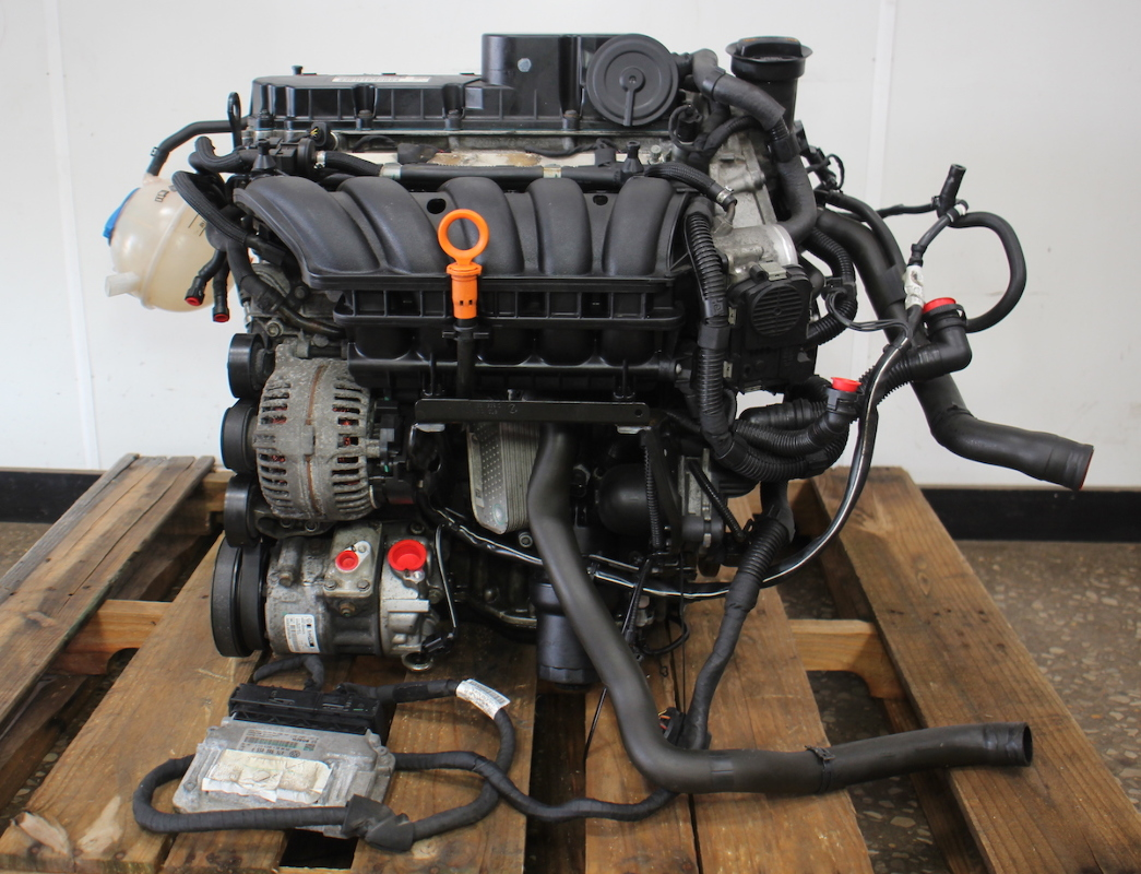 2 5l 07k Engine Motor Swap Vw Jetta Golf Gti Cabrio Mk1