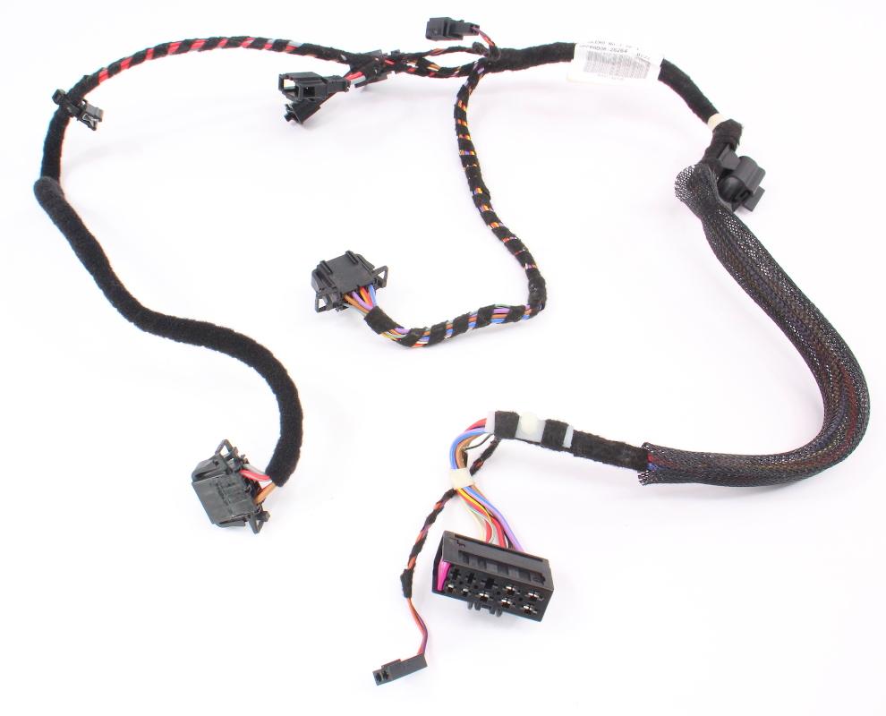 LH Front Power Seat Wiring Harness 440 440 VW Jetta MK440 Sportwagen 440K40 97440  39440 HS