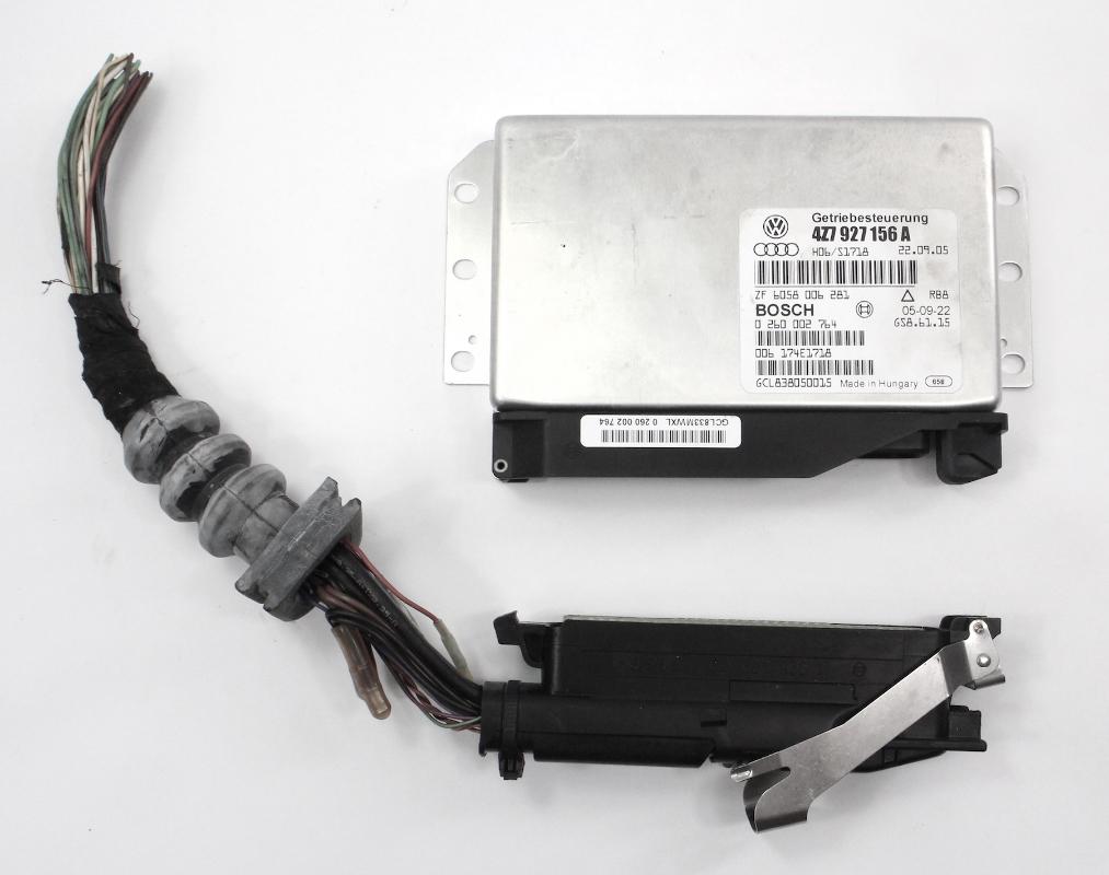 Transmission Computer TCM TCU Module 00-02 Audi A6 Allroad - 4Z7 927 156 A  | CarParts4Sale, Inc
