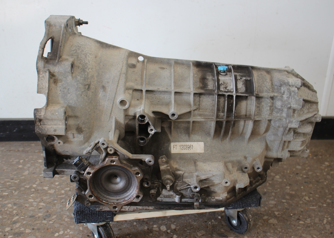 Automatic Tiptronic Transmission EZS VW 01-05 Passat B5 5 00-02 Audi A4 B5  - 111K | CarParts4Sale, Inc