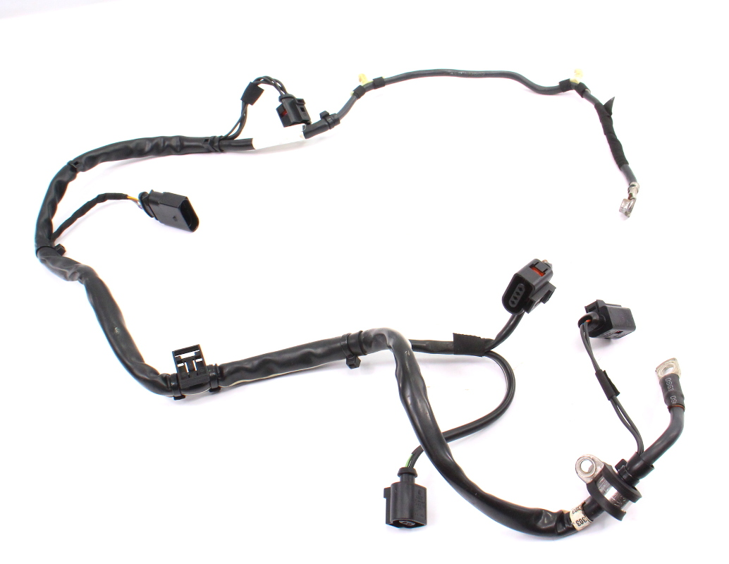 Alternator Wiring Harness 09-14 VW Jetta Golf MK5 MK6 TDI CJAA CBEA on jeep wrangler alternator wiring harness, vw jetta trailer wiring harness, volvo xc90 alternator wiring harness, ford ranger alternator wiring harness, bmw z3 alternator wiring harness,
