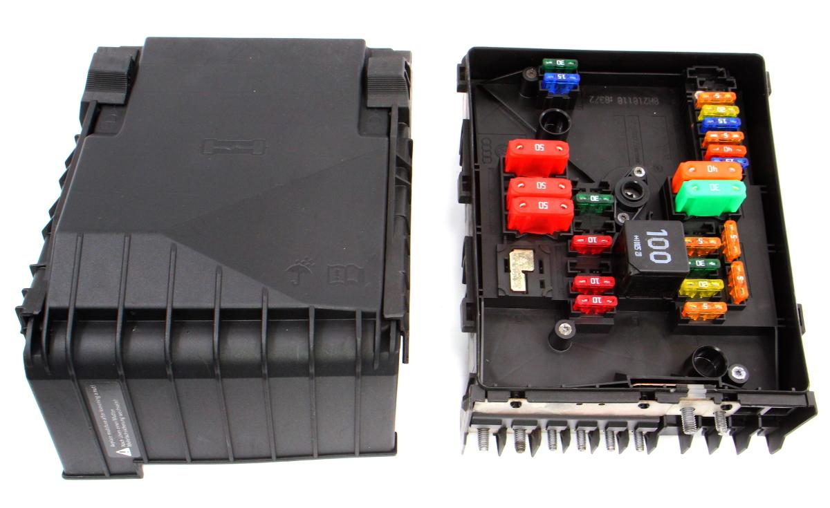 2010 Jetta Engine Fuse Box