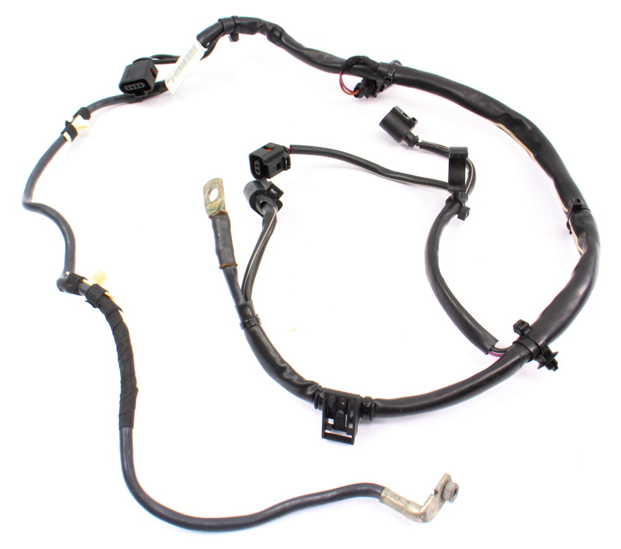 Alternator AC Compressor Harness 2012 VW Jetta GLI 2.0T