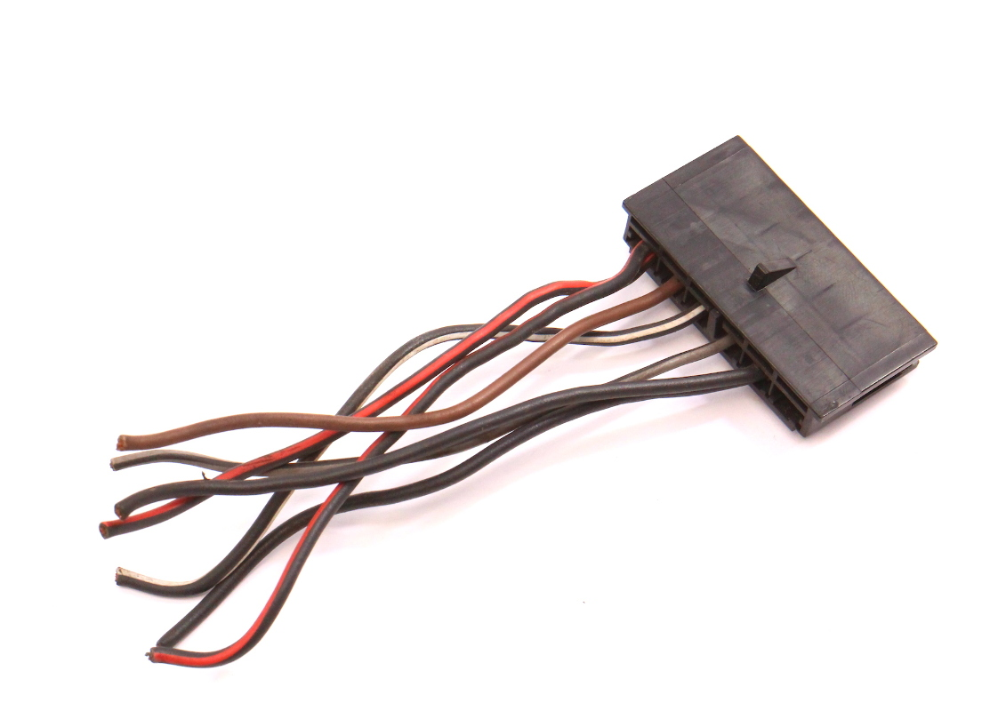 Lh Tail Light Lamp Plug Wiring Pigtail Harness 85