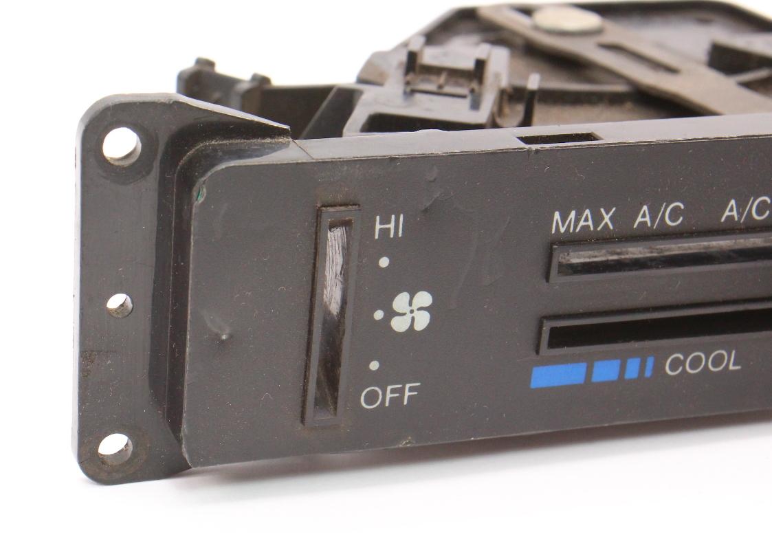 Climate Controls HVAC  Heater Knob Lever 81-84 VW Rabbit MK1-321 819 129 A