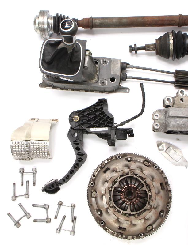 mk4 gli 6 speed transmission