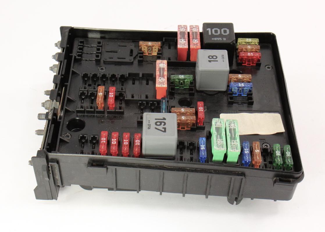 Engine Bay Fuse Relay Panel Block 05-10 Vw Gti Jetta Mk5 2 0t