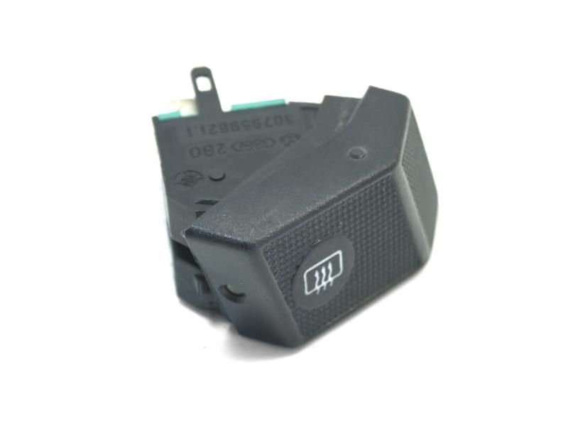 Defrost Window Heater Dash Switch Button 87-93 VW Fox - Genuine - 307959621.1