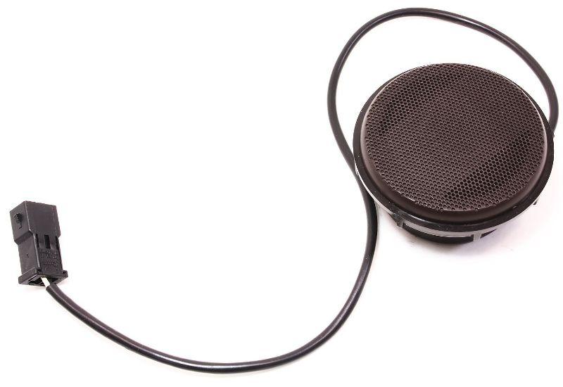B Pillar Hands Free Phone Speaker 00-03 Audi A8 S8 D2 - Genuine - 8D0 035 411