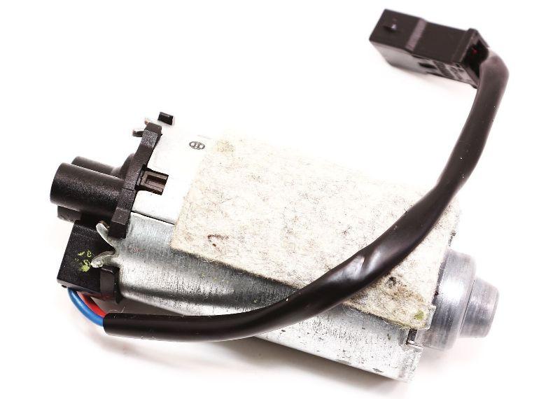 Rear Seat Lumbar Height Motor Audi A8 S8 D2 - Genuine Bosch - 0 130 002 564