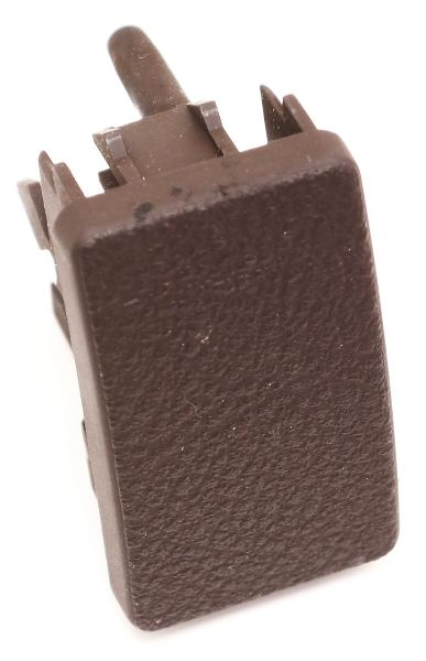 Dash Switch Blank Cover Cap Dummy 00-03 Audi A8 S8 D2 - Genuine  - 4D0 941 515 J