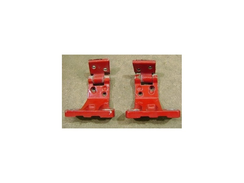 Hatch Trunk Hinges 90-94 VW Corrado Tornado Red - Genuine