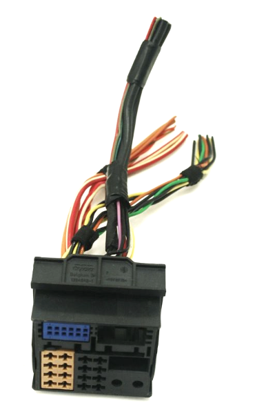 Radio Head Unit Wiring Harness Plugs Pigtails 01-05 VW Jetta Golf GTI MK4  Passat   eBayeBay