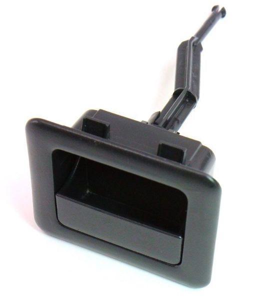 LH Rear Seat Backrest Latch Lock VW Jetta Golf GTI MK4 Black - 1J0 885 785 D